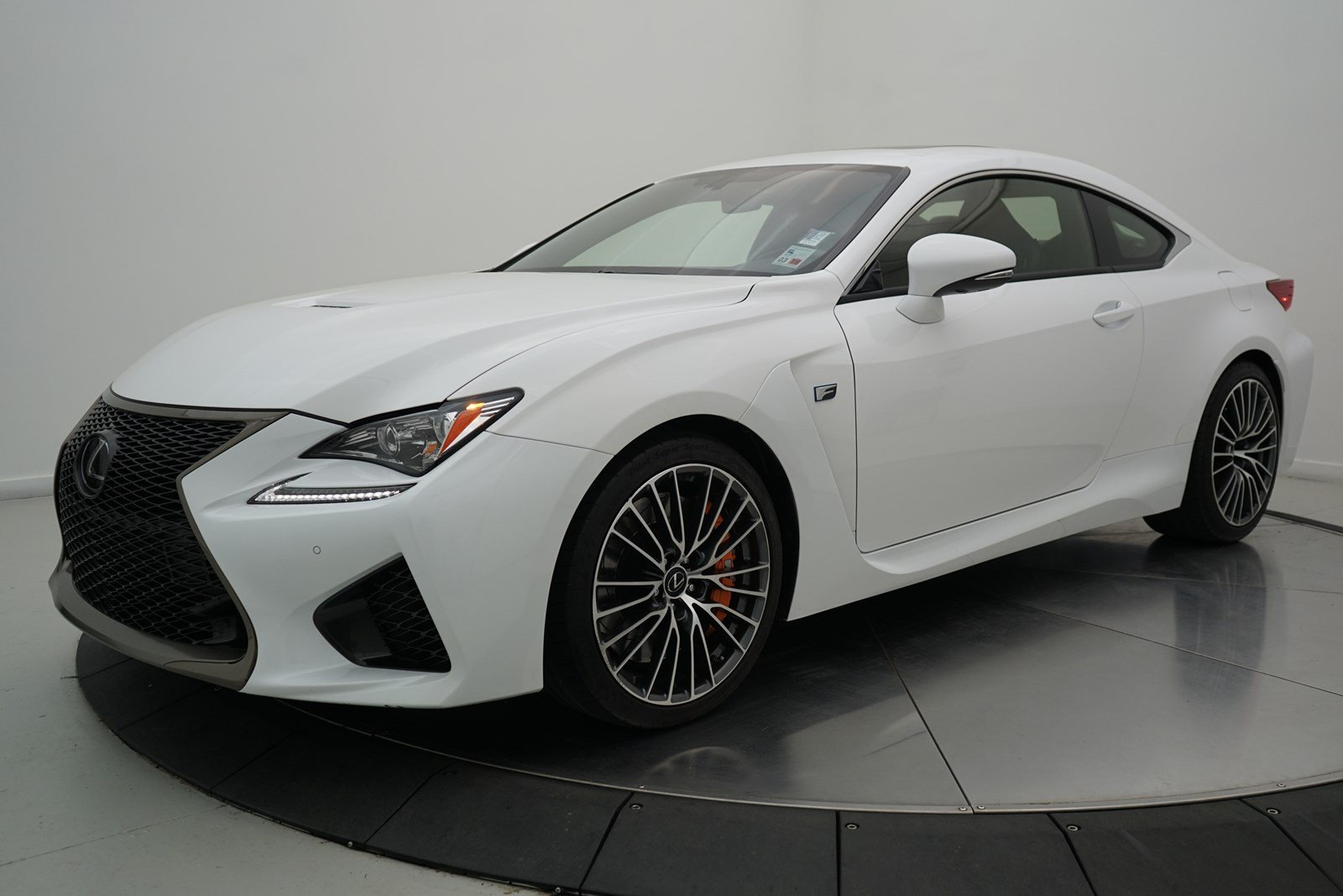 Pre-Owned 2016 Lexus RC F F