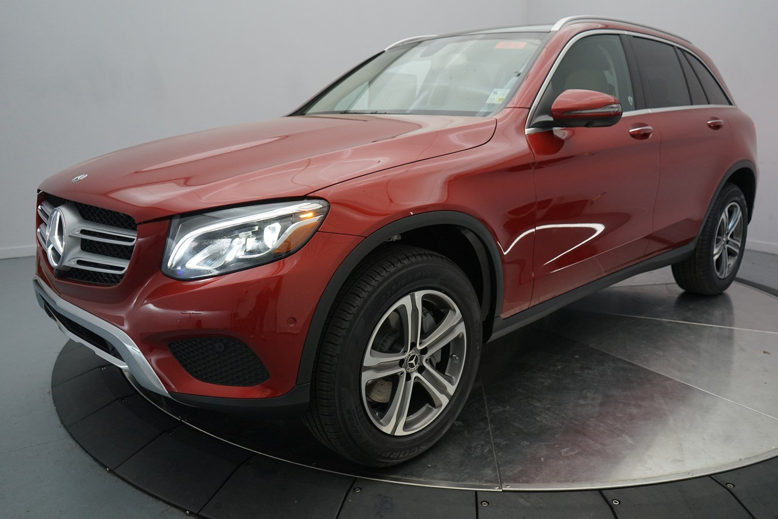New 2018 mercedes benz glc glc 300 suv in shreveport 6516 for Mercedes benz glc 300 accessories