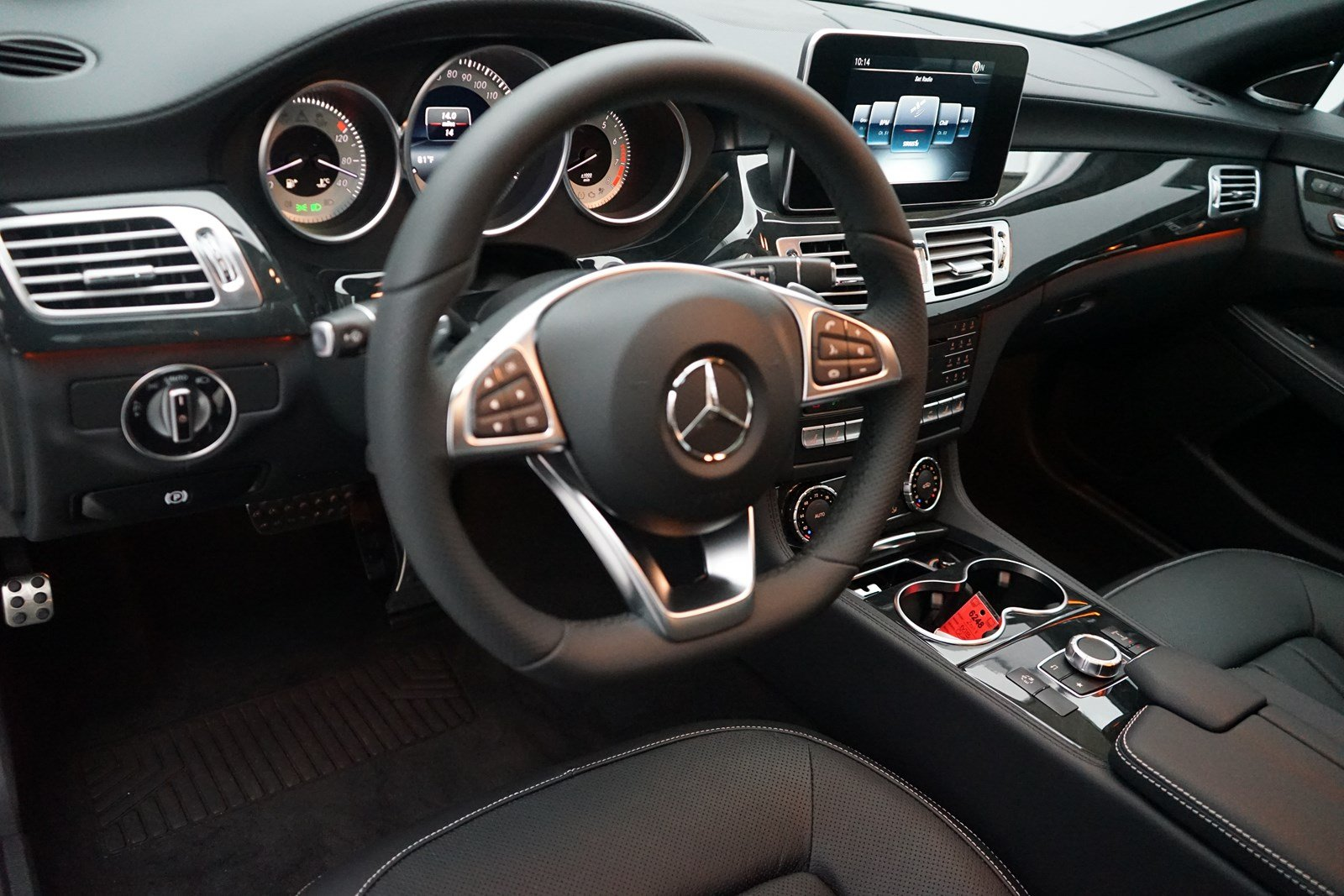 New 2018 Mercedes Benz Cls Cls 550 Coupe In Shreveport
