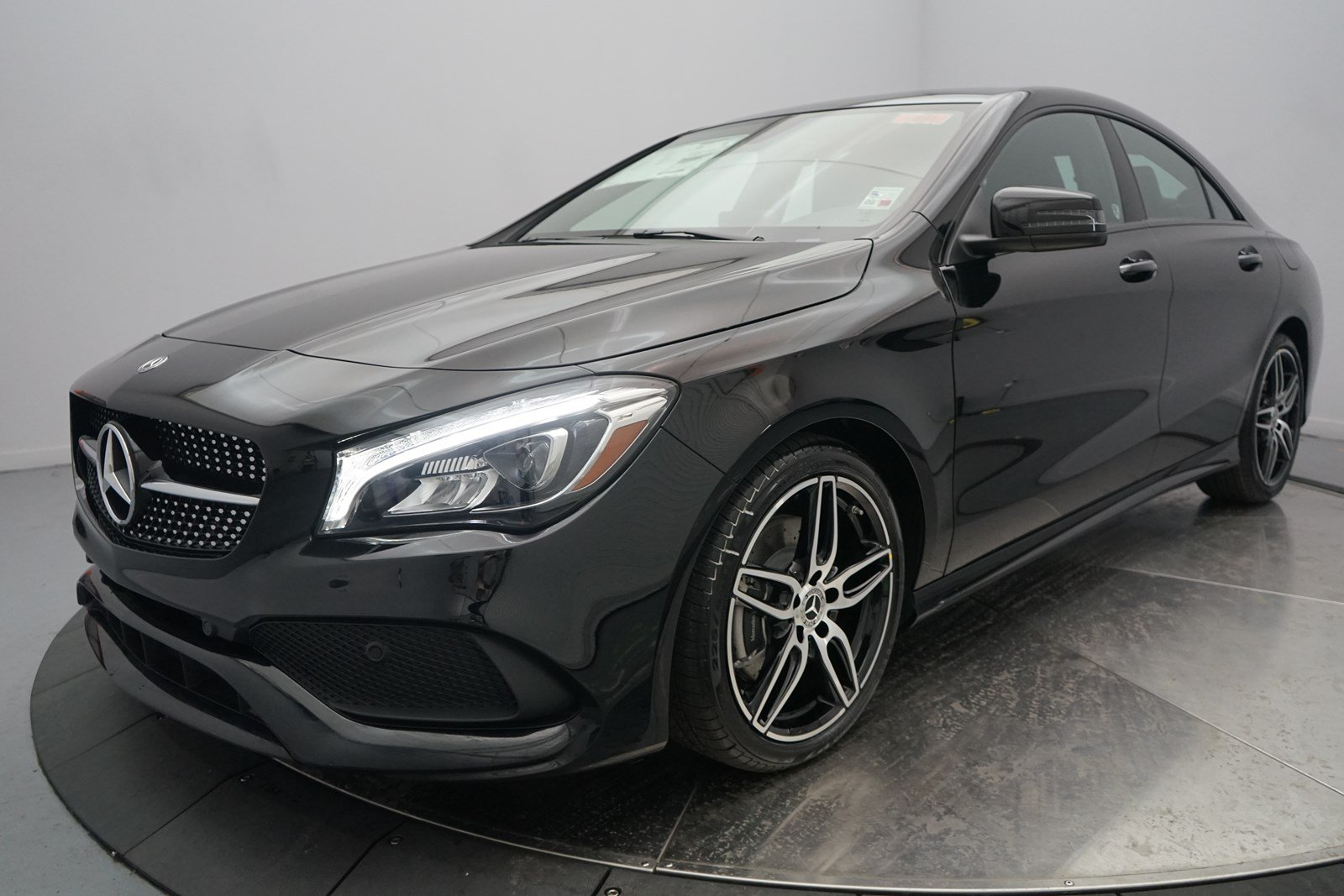New 2018 Mercedes Benz CLA CLA 250