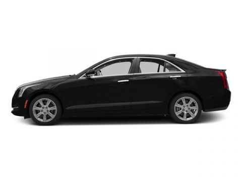 Pre-Owned 2015 Cadillac ATS Sedan Luxury RWD